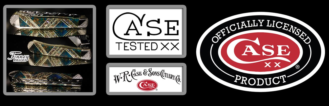 Custom case xx knives