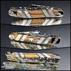 Case XX Medium Stockman with Mammoth Ivory and Pearl - Silver Mammoth inlay Run of 25