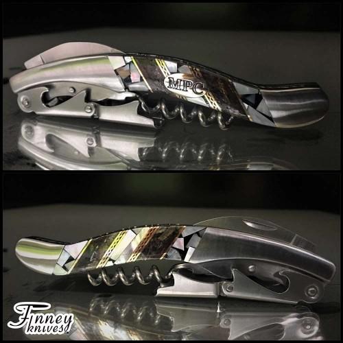 Custom Corkscrew tool