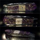 Remington 2012 - 30th anniversary Barehead Trapper Steampunk Purple Background