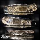 Remington 2012 - 30th anniversary Barehead Trapper Steampunk White Background
